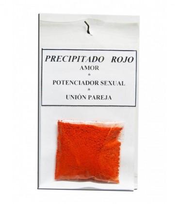 Venta de Precipitado rojo, ( polvo legítimo ) al mayor