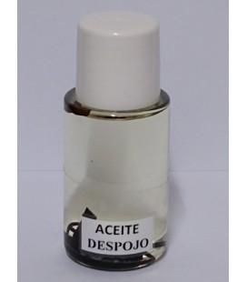 Venta de Aceite esotérico despojo pequeño al mayor