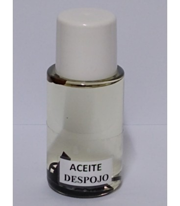 Aceite despojo , pequeño