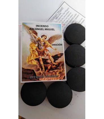 Incienso arcangel Miguel, con carbón al por mayor