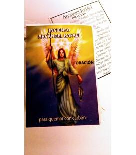 Incienso arcangel Rafael
