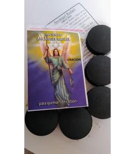 Venta de Incienso arcangel Rafael, con carbón al mayor