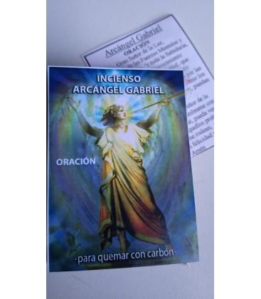 Venta de Incienso arcangel Gabriel al mayor