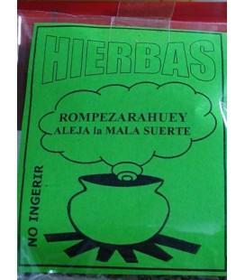 Rompezarahuey, hierba