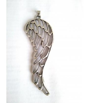 Ala de ángel, 7 x 3 cm , grande,( bolsa 6 unidades ) sin manipulación al por mayor